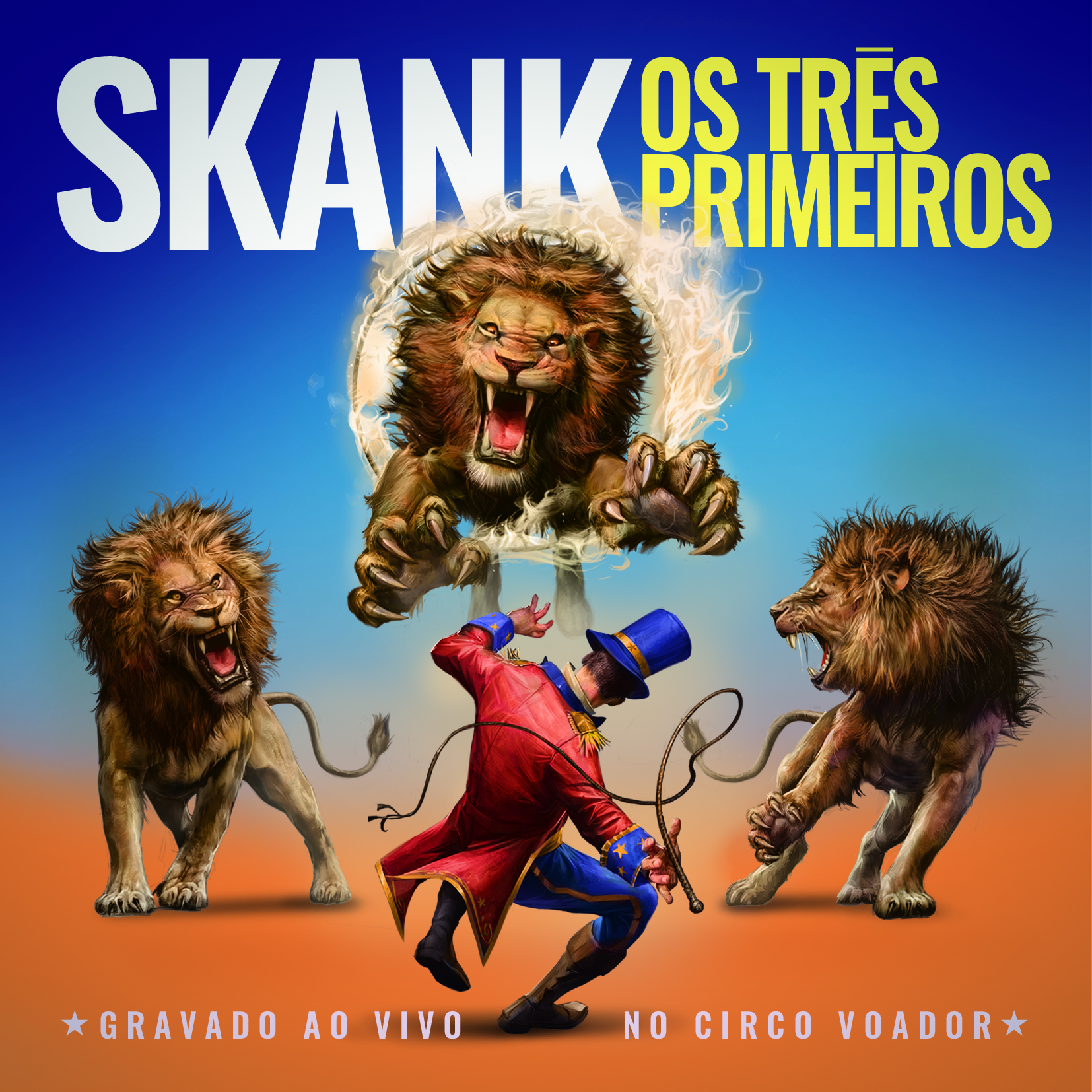 Skank - Os Três Primeiros